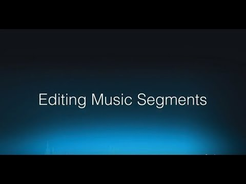 Wwise 201-05   Editing Music Segments