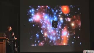 """VU Vaikų universiteto paskaita """"Juodosios skylės - kosminiai monstrai ar galaktikų piemenys"""""""