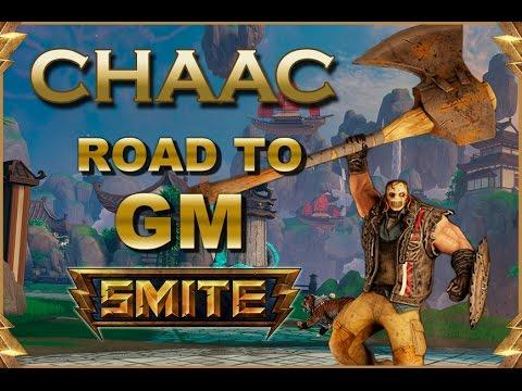 SMITE! Chaac, Menuda tension de qualis xD! Road to GM Duel #3