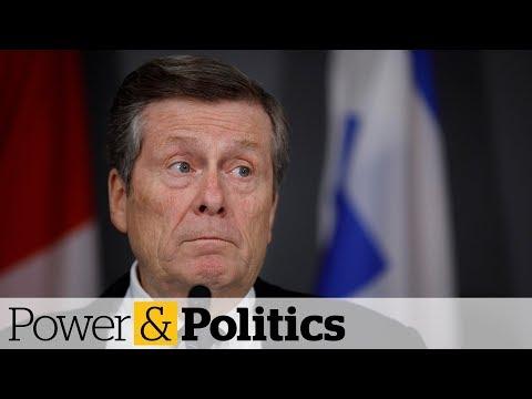 Toronto Announces 12 Weeks Of Mandatory COVID-19 Measures | Power & Politics