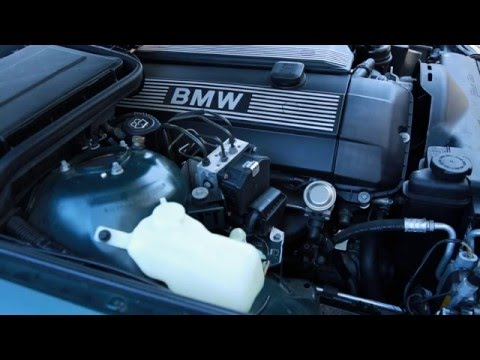 Bmw 3 0l Crank Sensor Replacement In 10 Minutes Funnydog Tv