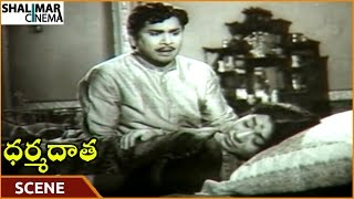 Dharma Daata Movie || ANR's Wife Dies After Delivering A Baby Girl || ANR,Kanchana || Shalimarcinema