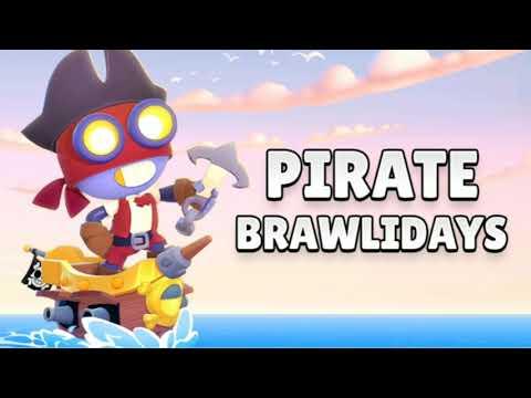 [1HOUR] Brawl Star OST - Darryl's Ship Battle Music 2