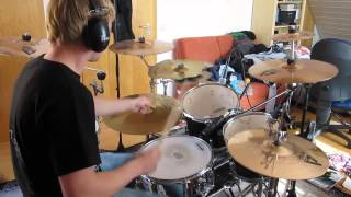Omar Rodriguez-Lopez - Family War Funding (Love Those Rothschilds) Drum Cover