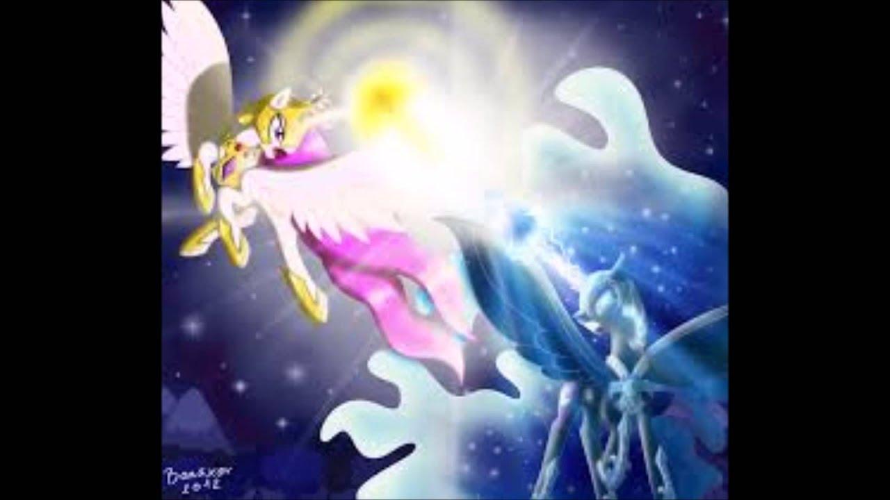 princess celestia vs nightmare - photo #28