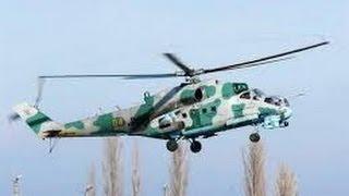 Краматорск 15.04. Самолеты и вертолеты над городом.(Как знают уже многие в Краматорске идут военные действия и вот нарезочка из моих видео просто смонтированн..., 2014-04-15T17:37:16.000Z)