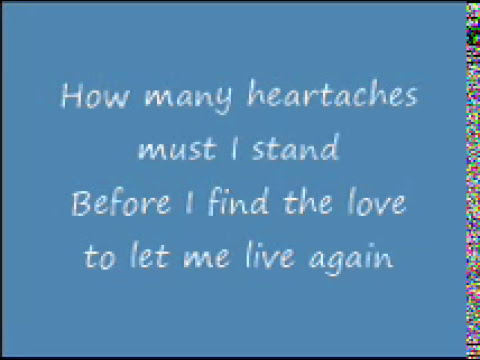 You Can't Hurry Love (lyrics) - Phil Collins