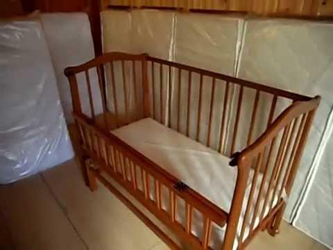 """""""Гнатик"""" - Детская кроватка на"""