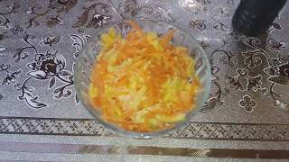 Закуска из моркови с сыром#кулинария#салаты#закуска#морковь#сыр#готовимвкусносзаремой#рецепты