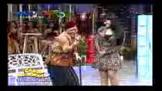 MUVIZA COM  Sule Ngerayu Julia Perez   Canda Metropolitan MNCTV 8 Oktober 2014