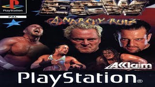 ECW Anarchy Rulz First Impressions | Wrestling Game Review | TerriblePain