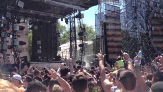 Cedric Gervais live at Electric Daisy Carnival New York 2013 - Summertime Sadness
