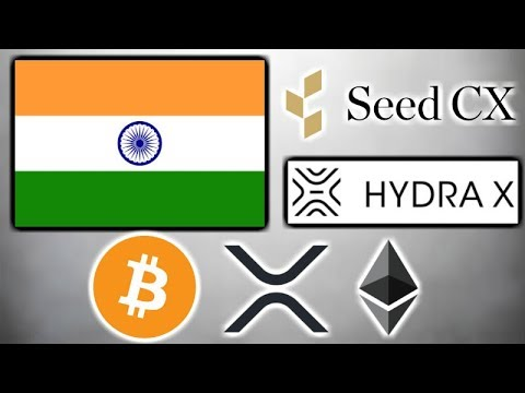India Crypto Regulation March 25? - Seed CX Hydra X Partnership - Salary in Crypto Poll Results