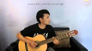 (Evanescence) My Immortal - Nathan Fingerstyle [Solo Guitar Cover]