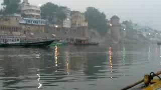 Ganga Boat Ride at Assi Ghat
