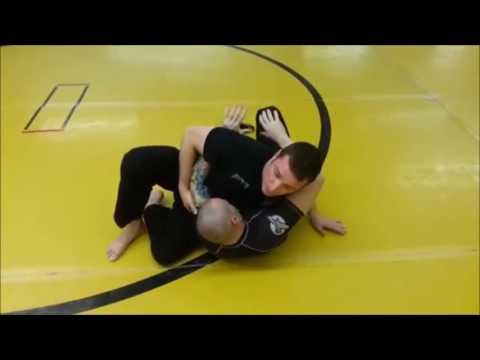 Tooele Martial Arts Academy - Keith Azbury - D'arce choke