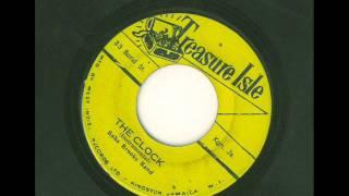 baba brooks - the clock (treasure isle 1966)