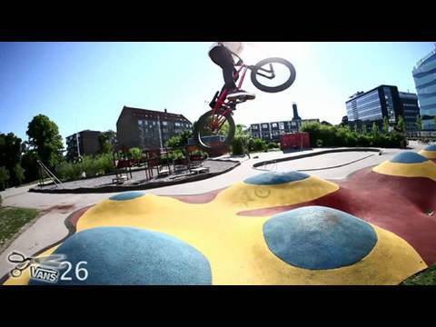 BMX STREET - VANS ROADTRIP VIDEO Travel Video
