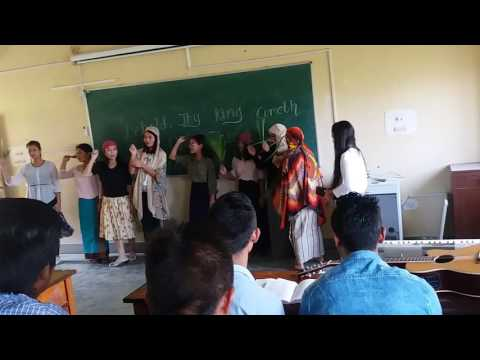 Agrarian evangelical union..A short skit