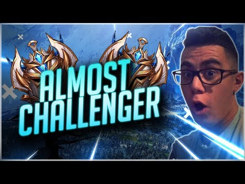 TF Blade | ALMOST CHALLENGER! Ft. IWD