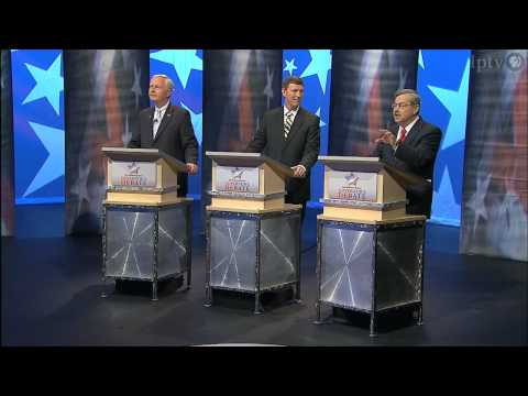 The Des Moines Register Governor Debate: Race for the Republican Nomination