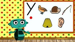 учим звуки речи вместе с роботом Дашей. Звук О. Урок 3 (0)