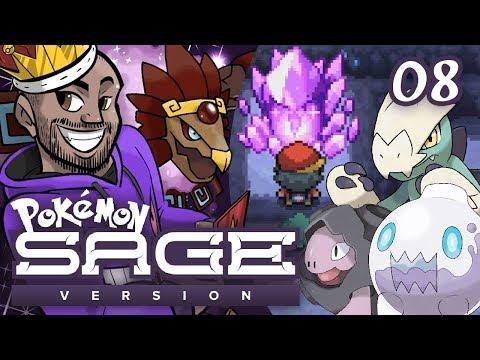 "Pokémon Sage Let's Play w/ TheKingNappy! - Ep 8 ""ALL THIS PURPLE!!"""