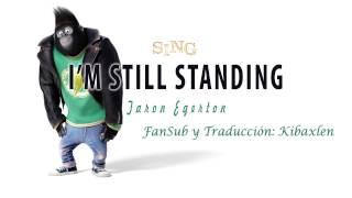 Download SING ~ Taron Egerton - I'm Still Standing (SING 2016 Soundtrack) Sub: Español + Inglés HD Mp3 and Videos