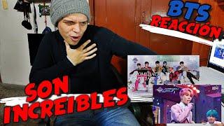 REACCIONADO a BTS (K-POP) al Comeback Special Stage-QUE LOCURA !