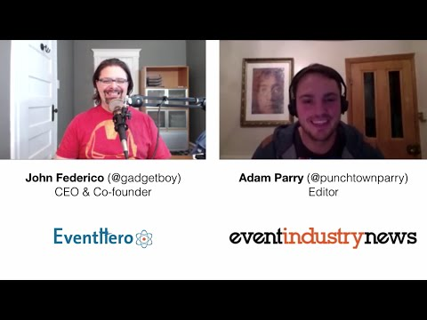 The #EventTech Podcast: Adam Parry, Editor, Event Industry News
