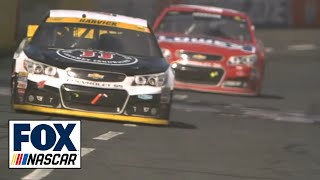 "Radioactive from Charlotte - ""What the [expletive] was he thinking?"" - NASCAR Race Hub"