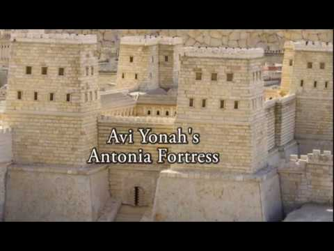 Fortress Antonia and the True Temple Mount Location
