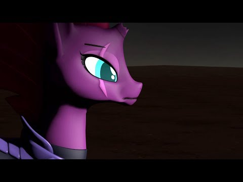 [SFM/TEST/PONY] Tempest Shadow - Open Up Your Eyes (Lyrics) - My Little Pony: The Movie [HD]