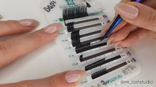 Как правильно снимать пучок с ленты, чтобы ножка не расходилась