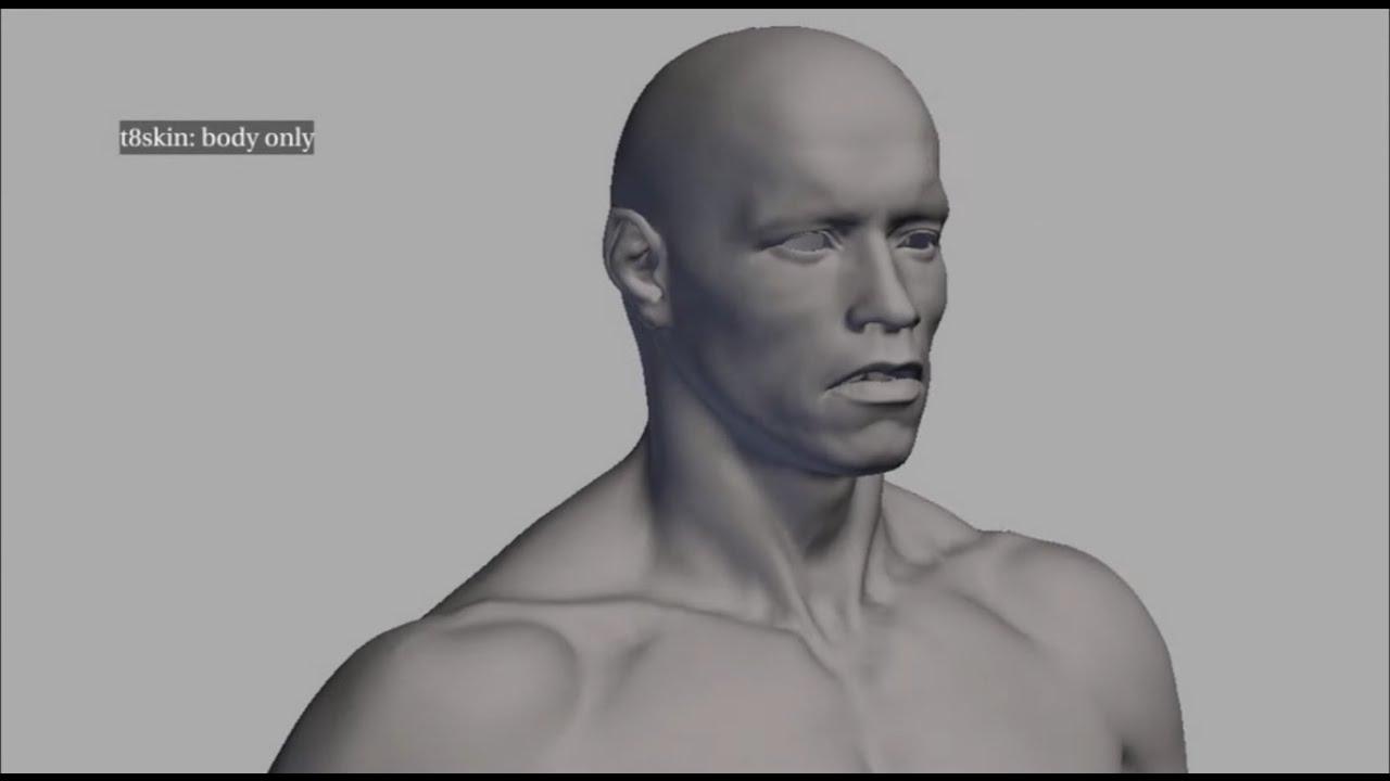 Download Terminator Salvation - CGI making of (2009) HD