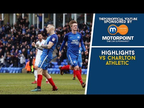 Peterborough v Charlton