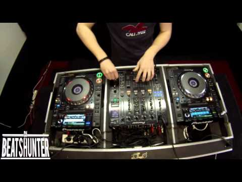 Menno Drost - Electro House mix #1 on the Pioneer CDJ 2000 Nexus and DJM 900 Nexus