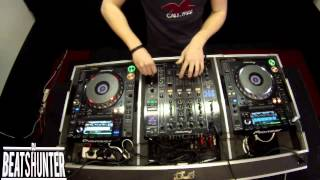 Menno Drost - Electro House mix #1 on the Pioneer CDJ 2000 Nexus and DJM 900 Nexus