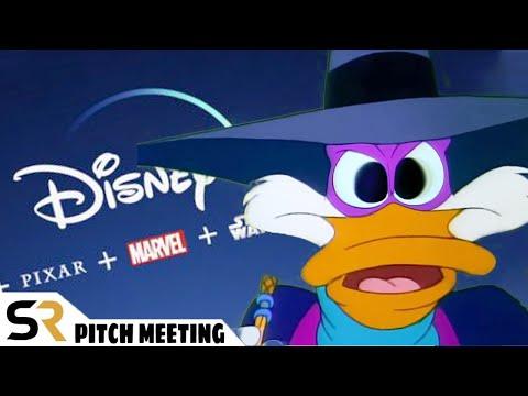Disney+ Pitch Meeting
