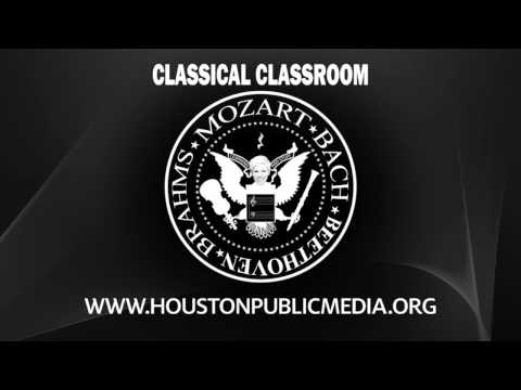 Classical Classroom, Episode 13: A Lesson From A Real Live Professor - Timothy Hester On Brahms