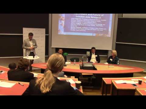 East Asia Research in Sweden: The Present and Future of Swedish Asia Research