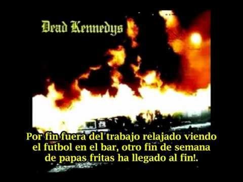 Dead Kennedys Drug Me (subtitulado español)
