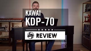 Kawai KDP70 Digital Home Piano | Better Music