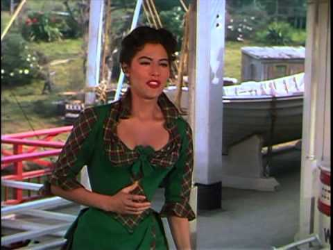Show Boat - Ava Gardner 's own voice - Can't Help Lovin' That Man