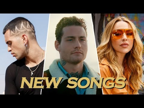 New Songs by Eurovision Artists (AUGUST 2019)