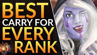 The BEST CARRY HERO for Every ELO you MUST ABUSE - Pro Meta Tips to Rank Up | Dota 2 Drafting Guide