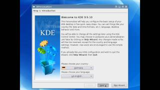 How to install a graphical user interface and wine in Debian