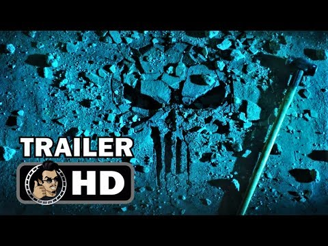 MARVEL'S THE PUNISHER Official International Teaser Trailer (HD) Jon Bernthal Netflix Series