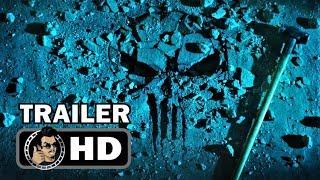 MARVEL'S THE PUNISHER Official International Teaser Trailer (HD) Jon Bernthal Netflix Series