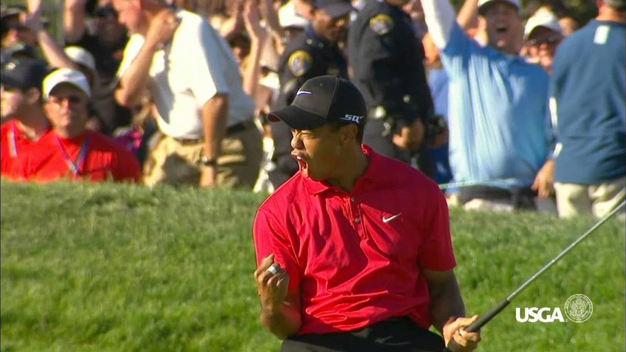 Tiger Woods forced to 'fight' in US Open at Pebble Beach